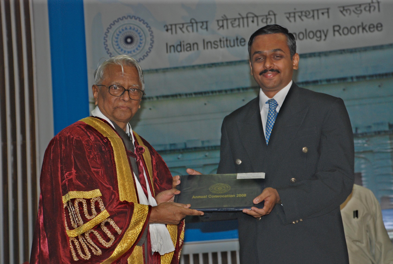 Chairman Bog Iit Delhi